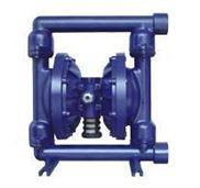 QBY-32铸铁气动隔膜泵,气动铸铁隔膜泵QBY-32