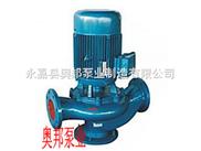 立式单级管道排污泵,立式单级管道泵,GW管道排污泵,