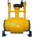 Q61F-Q61F 排氣直埋全焊接球閥