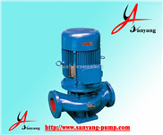离心泵,ISG管道立式离心泵,单级单吸离心泵