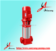 消防泵,XBD-GDL立式多級管道消防泵,不銹鋼立式多級管道泵,消防泵結構圖