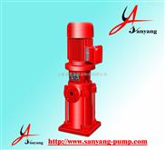 消防泵,消防泵特点,厂家直销消防泵,XBD-LG多级离心消防泵,立式消防泵