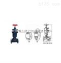 衬氟塑料隔膜阀(常开式)、气动衬胶