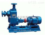 上海高基泵业ZW自吸式无堵塞排污泵