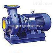 供应ISW40-200A卧式管道泵价格 山东管道泵 衬氟管道泵