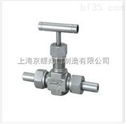 J23W-320P外螺纹针型阀,外螺纹针型阀