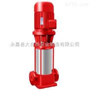 供应XBD10.8/10-(I)65×9多级立式消防泵价格 单级多级消防泵 北京多级消防泵