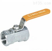 Q11F內螺紋不銹鋼球閥