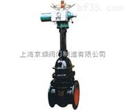 Z941T/W/H铁制电动楔式闸阀  ,闸阀