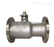QJ41M/F不锈钢高温球阀 ,球阀