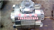 316L不锈钢球阀 不锈钢高压球阀 不锈钢硬密封球阀