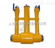 焊接排氣直埋全焊接球閥 焊接排氣直埋全焊接球閥