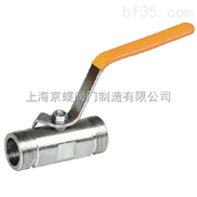Q21F-16/64C/P外螺纹球阀对焊球阀,球阀系列
