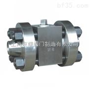 三片式高压对焊球阀  对焊球阀