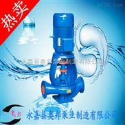 管道泵,ISGB便拆式離心管道泵