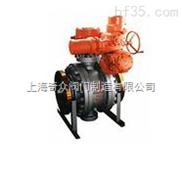 API鑄鋼固定球閥 上海標一閥門 品質保證