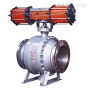 Q647F/H固定式气动球阀,气动球阀