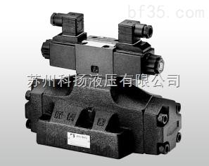 台湾久冈jeougang电磁液控方向阀dhg-04-3c2-et图片