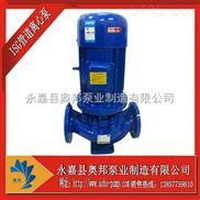 ISGB单级离心管道泵