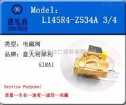 意大利SIRAI|電磁閥|L145R4-Z534A