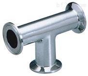 衛生級不銹鋼快裝三通、衛生級焊接三通