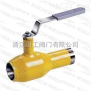螺纹焊接球阀-山西阀门-国工