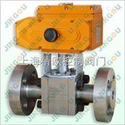 Q941N電動高壓球閥,天然氣電動鍛鋼高壓球閥