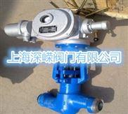 高压焊接电动截止阀