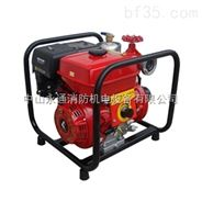 JBQ6.0/14.0双缸旋片真空消防真空泵