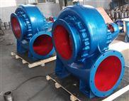 混流泵的基本构成及其特点
