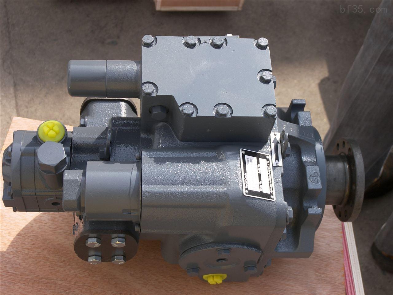 小松56挖机柱塞泵结构图