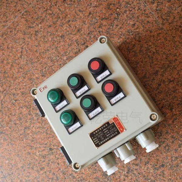 排污泵防爆操作控制箱